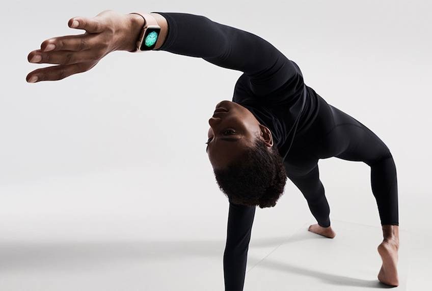 Thumbnail for The newest Apple Watch is a heart-health tracking, trendy riff on Life Alert