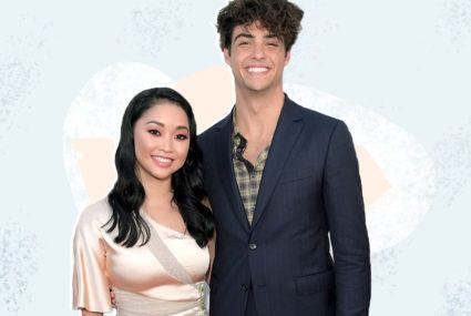 "Found! The Peter Kavinsky-approved yogurt from ""To All the Boys I've Loved Before"""