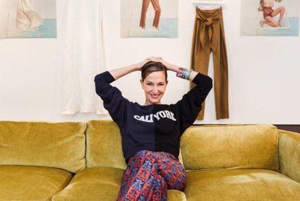 30 years in, Cynthia Rowley talks the future of fashion