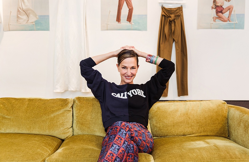 Thumbnail for 30 years in, Cynthia Rowley talks the future of fashion