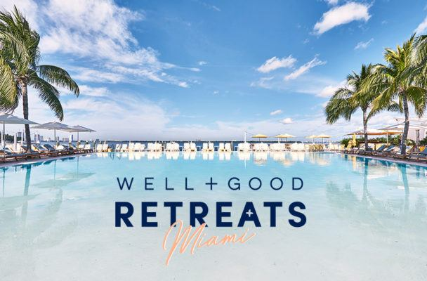 And the next Well+Good Retreat is heading to…