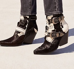 Free People on the ranch western boot - Is vogue's newest obsession with cowboys simply channeling the Wild West power of as we speak's cultural local weather?