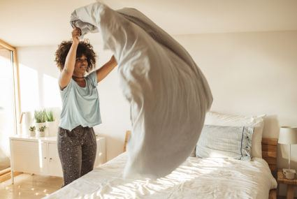 The Biggest Indicator of Your Personality Type Is Definitely Whether You Make Your Bed Each Day