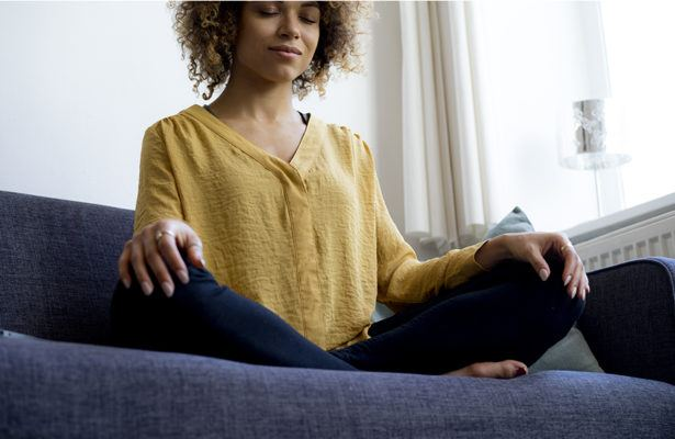 Here's why you fall asleep during meditation and 8 ways to stop