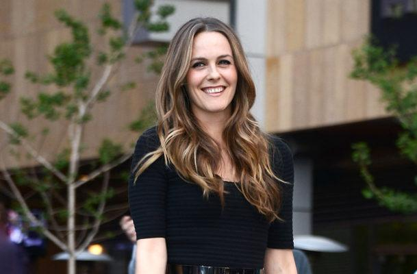 Alicia Silverstone swears by an immune-boosting berry for better health
