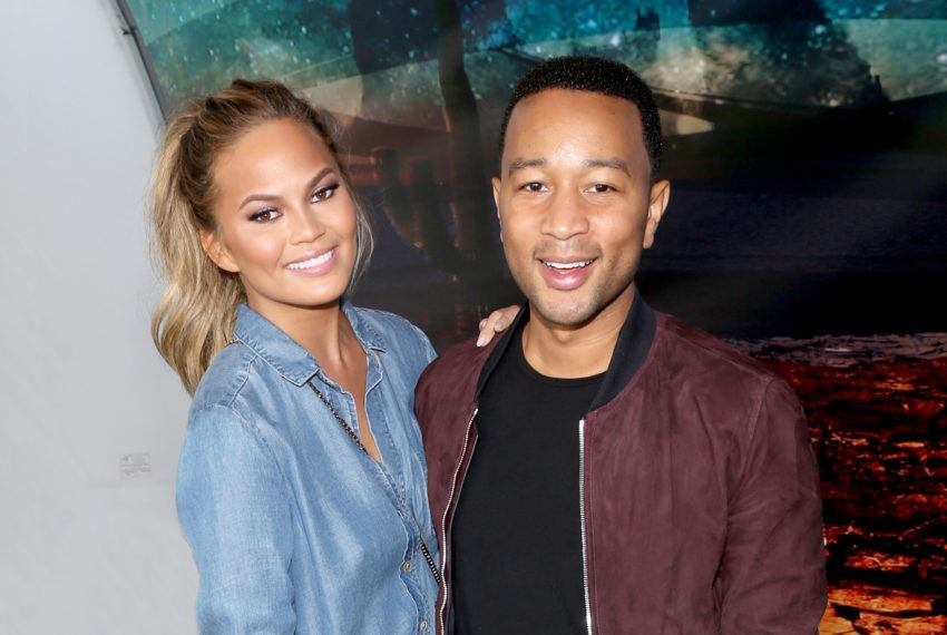 Chrissy Teigen's Come up With a Brilliant Solution to the Post-Baby Lull in Her Sex Life