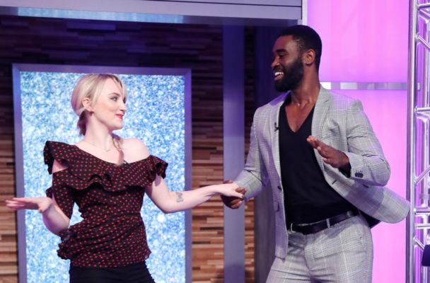 Dance-cardio inspo OTD: Harry Potter's Luna Lovegood joins 'Dancing With the Stars'