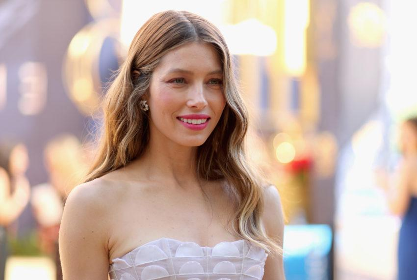 Jessica Biel's fave yoga poses are hip-openers to combat tightness
