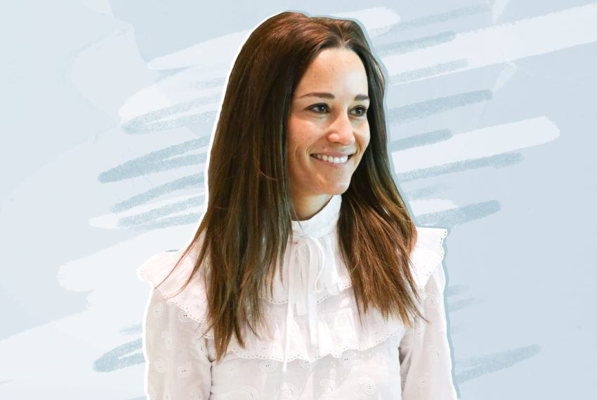 Why Pippa Middleton is obsessing over barre as her due date approaches