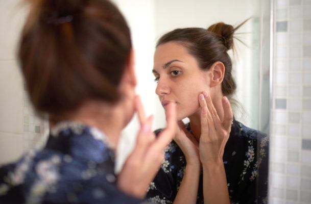 The derm-approved action plan for when a pimple forms deep under the surface