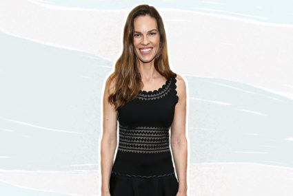 Hilary Swank's 20/80 rule for clothing can save you money and closet space