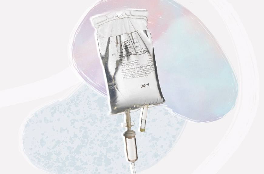 Thumbnail for Move Over Supplements: IV Drips Are the Next Big Buzz in Inner Beauty