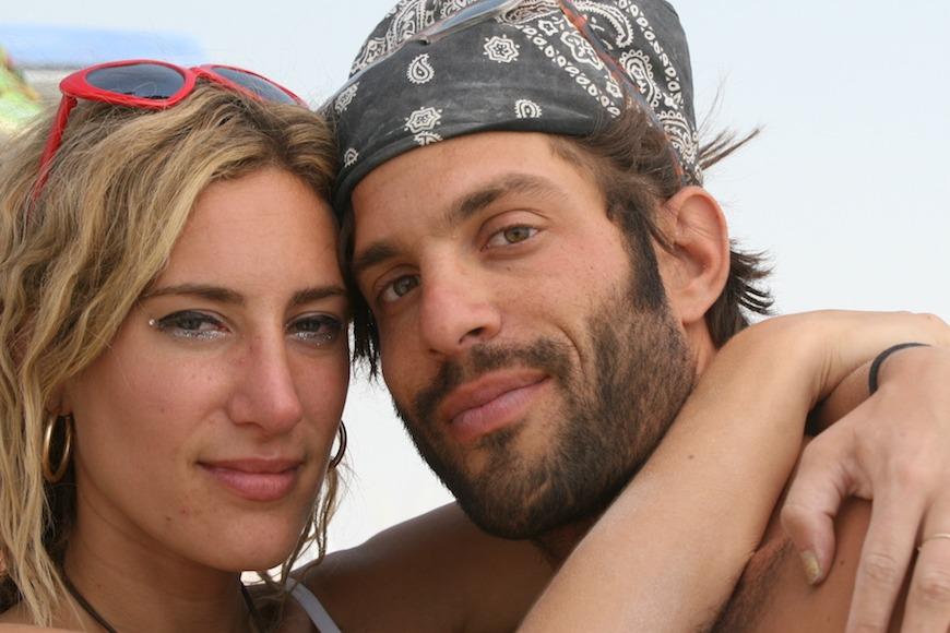 I found love at Burning Man