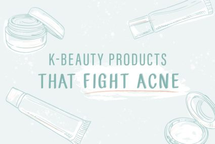 Tap these K-beauty solutions to squelch your next breakout