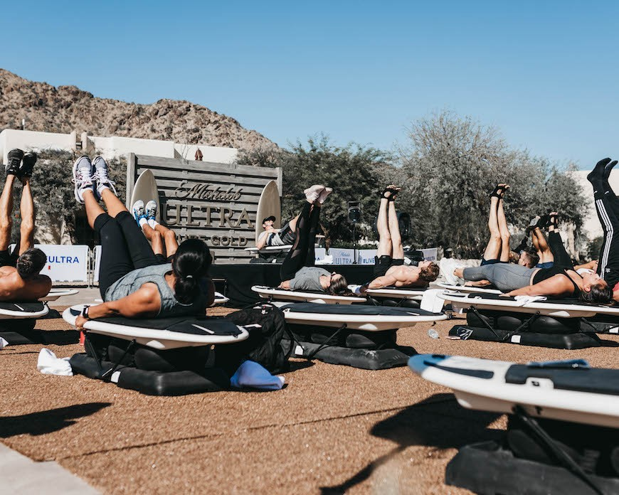 Thumbnail for I Went to the Coachella of Fitness—Here's What It Was Like