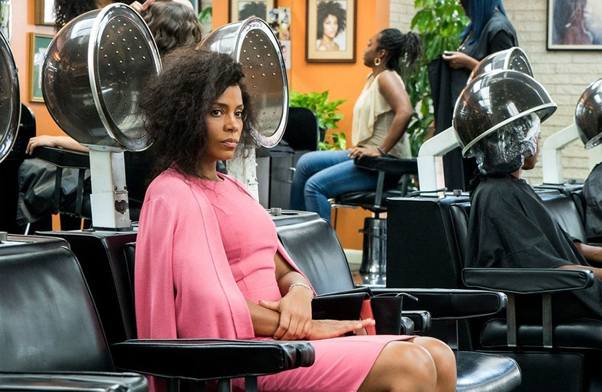 """Thumbnail for Netflix's """"Nappily Ever After"""" shows black women need safer hair care products"""