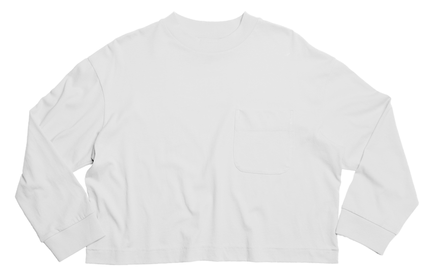 Thumbnail for Can't believe we're sharing this list, but here are our picks for the perfect white T-shirt