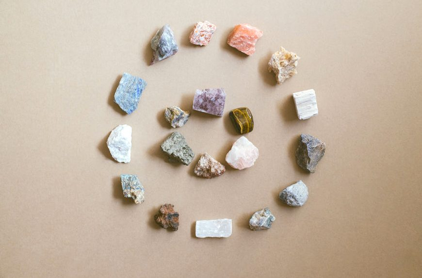 7 stones for manifesting calm and relieving stress | Well+Good