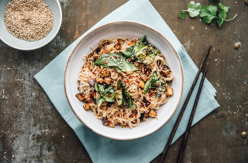 This 10-minute weeknight meal is Deliciously Ella's new obsession