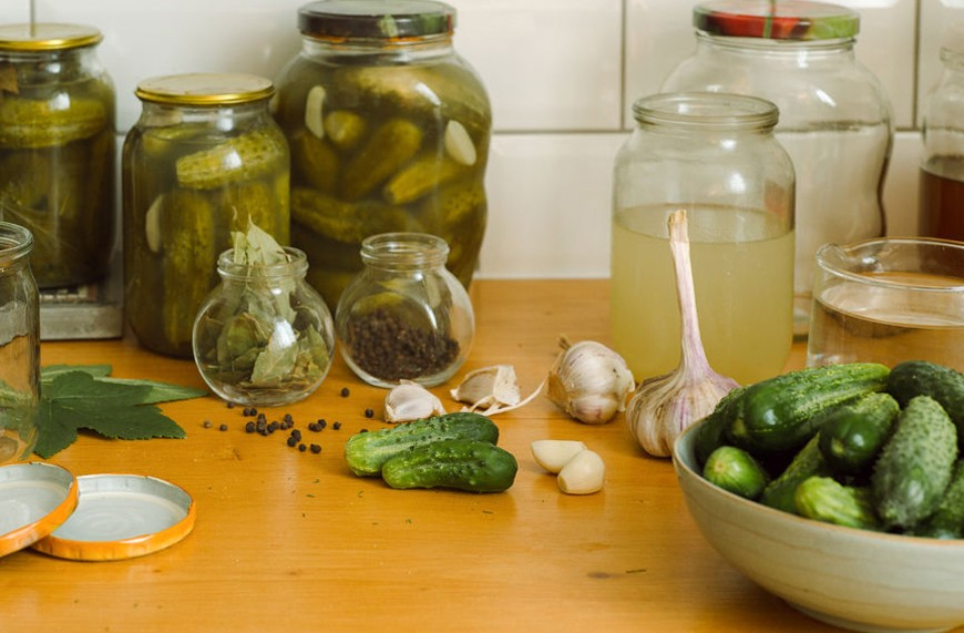Thumbnail for We need to know once and for all—are pickles good for you?