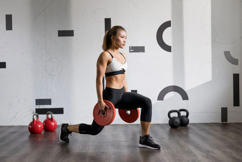 5 do-it-all exercise moves that work your entire body at once