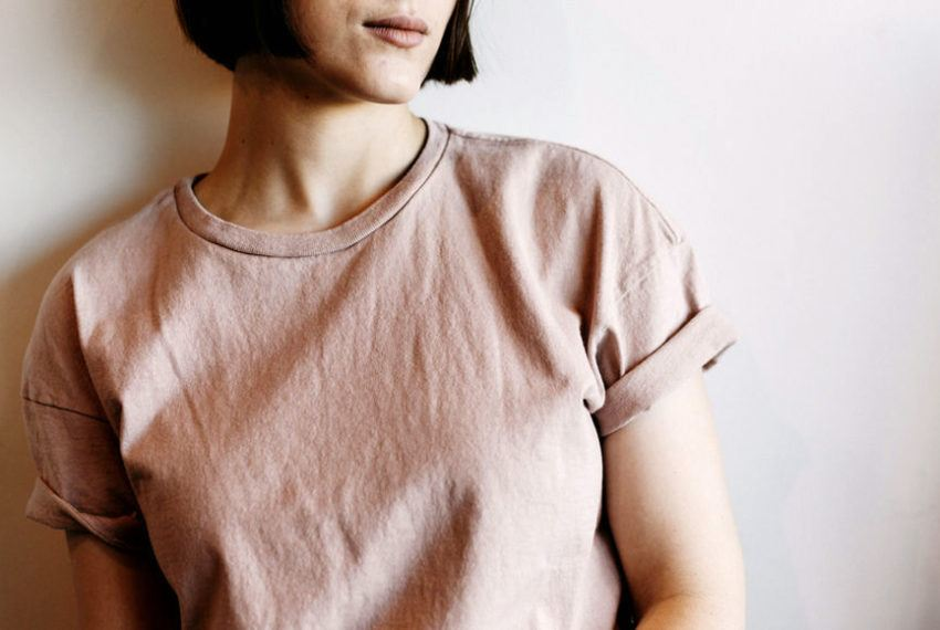 Dye your clothes the perfect shade of millennial pink using—wait for it—avocado seeds