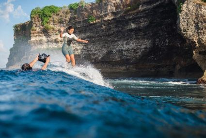 Gender pay gap in sports smaller thanks to surf