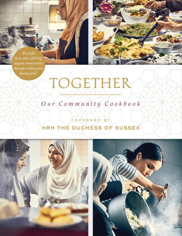 Meghan Markle new cookbook