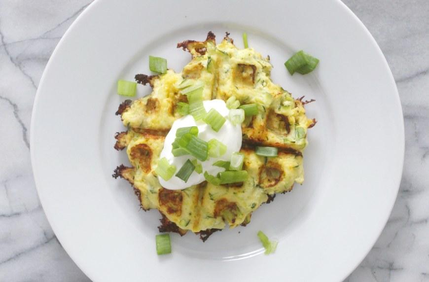 ketogenic waffle