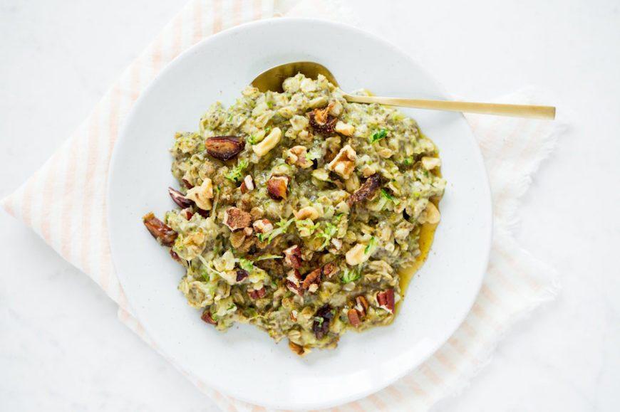 zucchini oatmeal