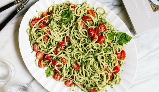 20 Vegan Zucchini Recipes for Every Meal That Can Help Keep Your Metabolism Healthy