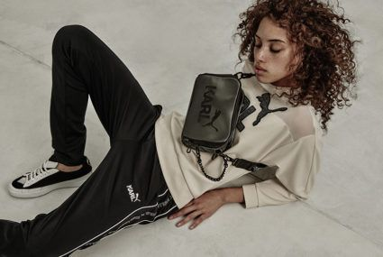 The new Karl Lagerfeld x Puma collab is the closest thing to Chanel streetwear right now