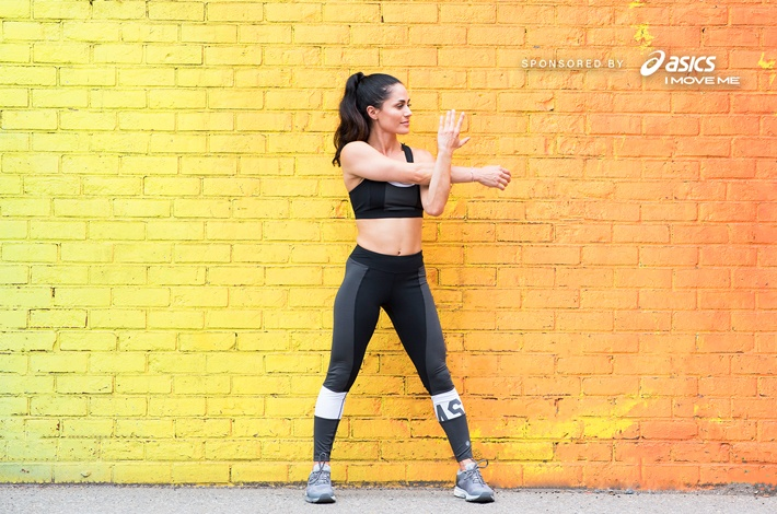 4 WAYS TO PERFECT YOUR RUNNING FORM, IN GIFS