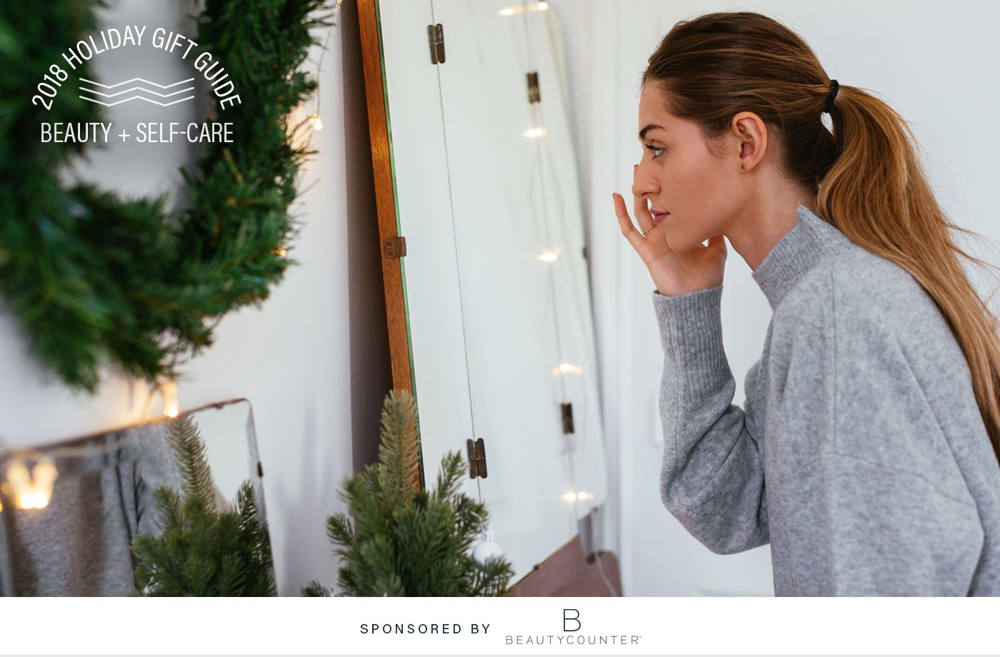 The Definitive Self-Care Holiday Gift Guide From A Clean Beauty Connoisseur