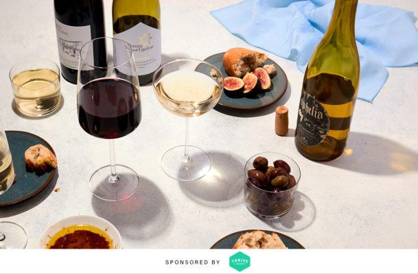 Thrive Market just launched a collection of Clean Wines—and yes, we taste-tested them