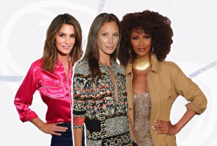 The fashion faux pas several supermodels committed to celebrate Bill Cunningham
