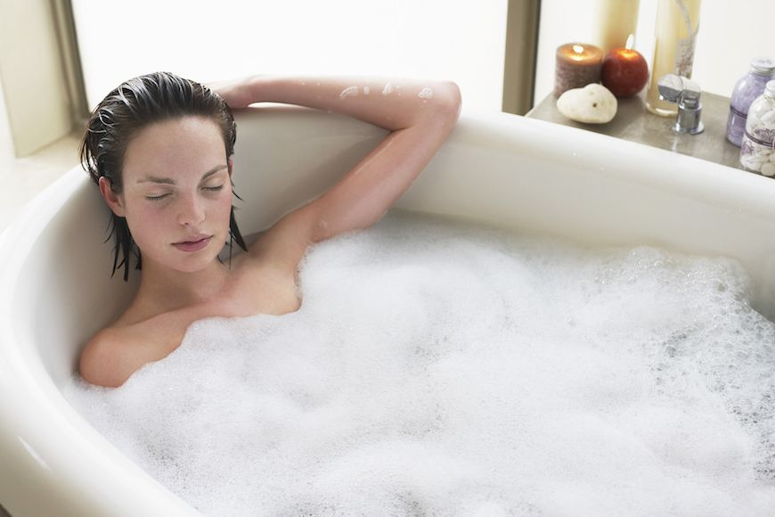 Thumbnail for Your Weekend Called and It Wants One of These Editor-Approved, Mood-Boosting Baths