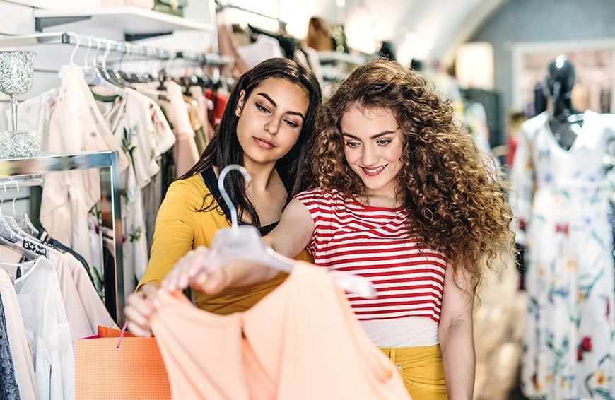 Thumbnail for Here's how buying in to fast fashion affects our brains—not just our budgets