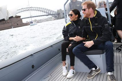 Meet the French sneaker brand Meghan Markle laced up in Australia