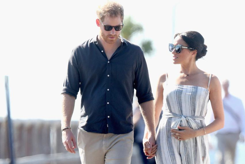Hey Prince Harry, You're Not the Pregnant One