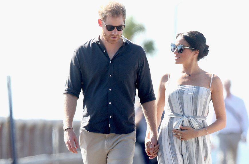 Thumbnail for Hey Prince Harry, You're Not the Pregnant One