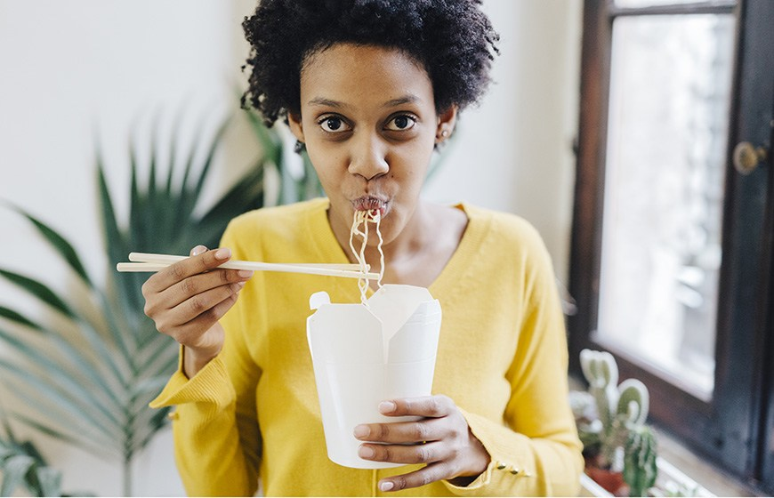 5 reasons you get hiccups after eating and what to do | Well
