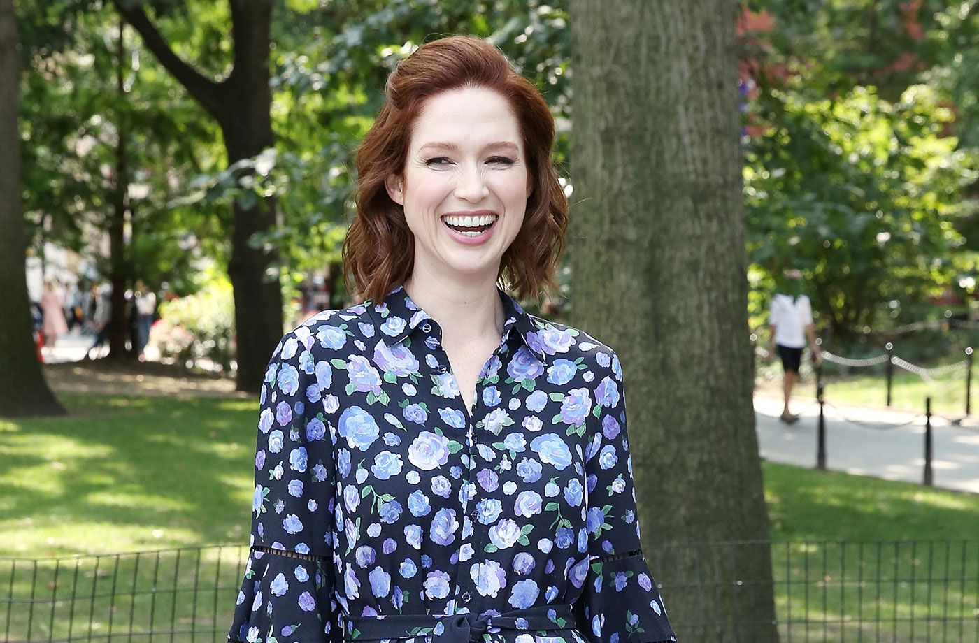 Ellie Kemper waxing poetic about the joy of having the best SoulCycle bike in class is the best thing you'll read today