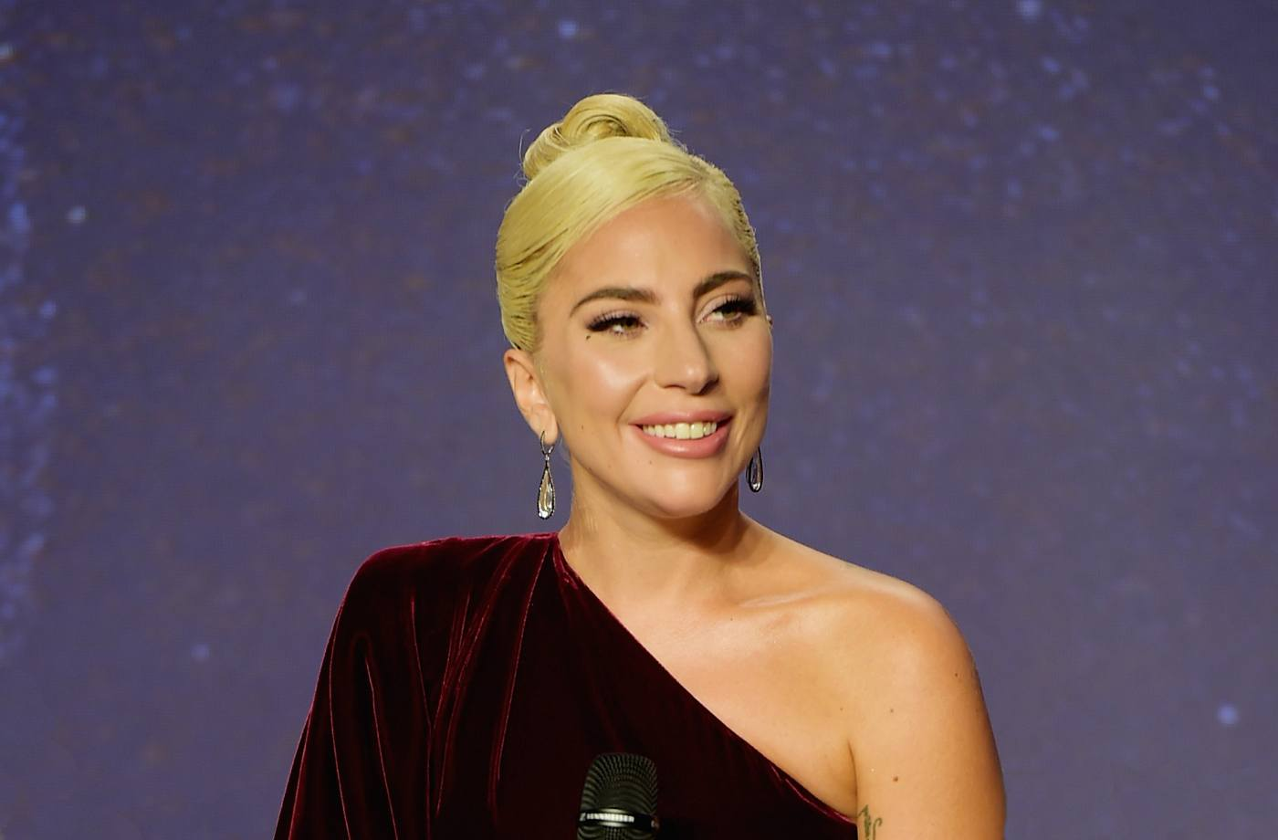 Thumbnail for 5 Times Lady Gaga Proved Her Healthy Star Was Born *Long* Ago
