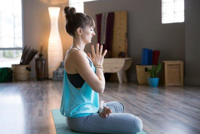 A Yogi Explains What Namaste Means