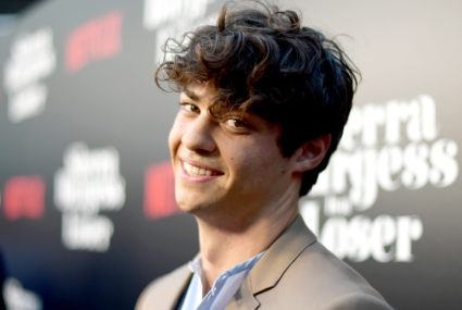 The best thing on the internet today? Noah Centineo joining the multi-masking club