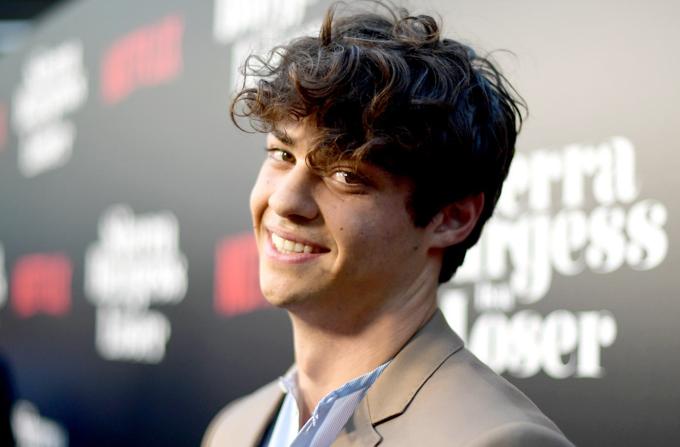 Thumbnail for The best thing on the internet today? Noah Centineo joining the multi-masking club
