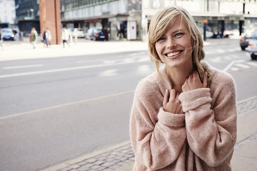 Proof you need more long cozy layers in your life