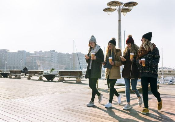 Does It Matter, Health-Wise, If You Run on Hot or Iced Coffee in the Winter?
