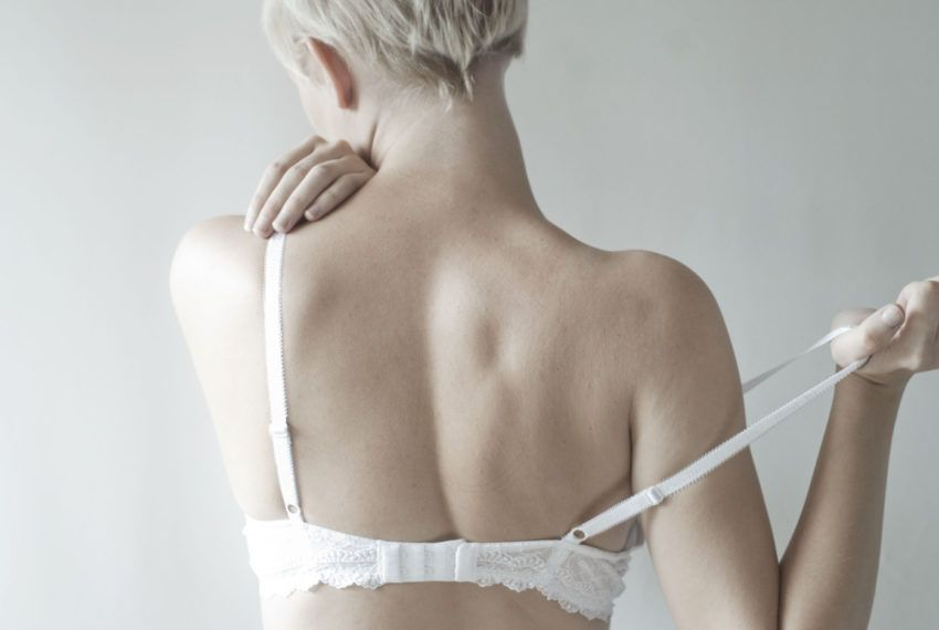 Are you wearing the wrong bra for your breast shape?
